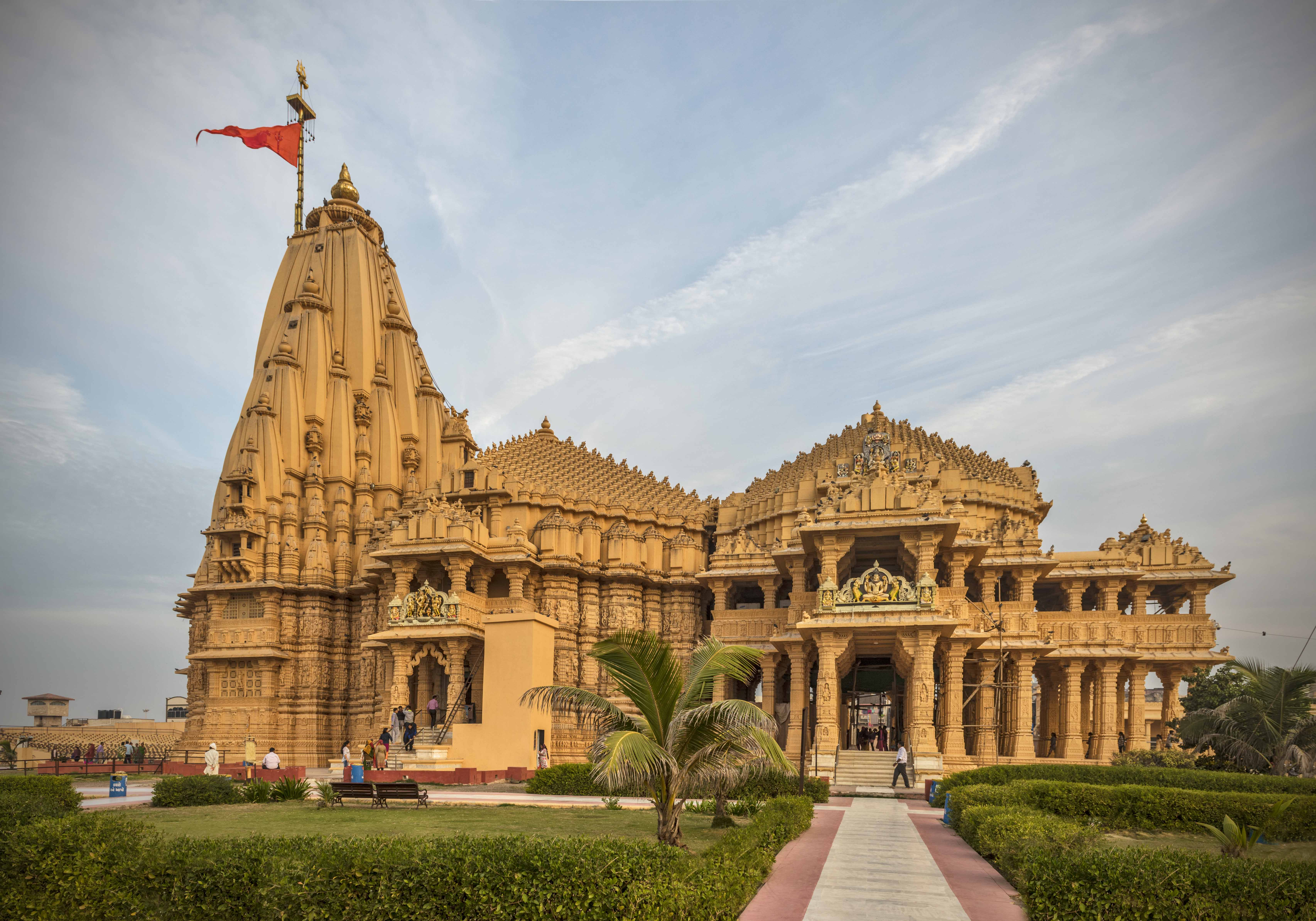 Junagadh and Somnath