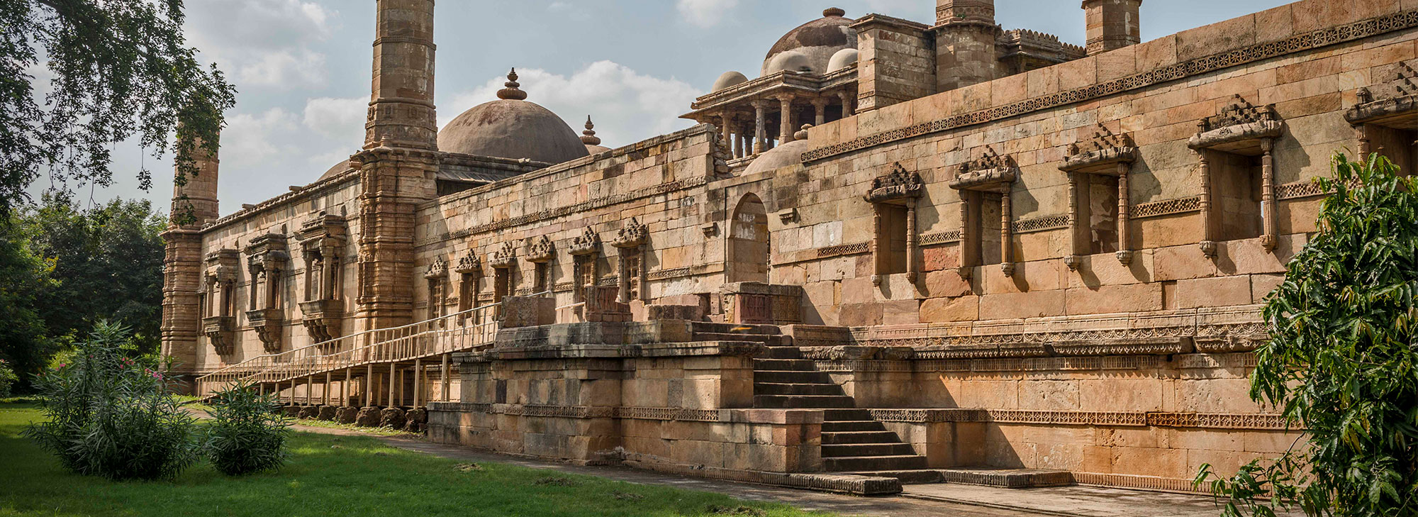 Champaner - UNESCO World Heritage Site