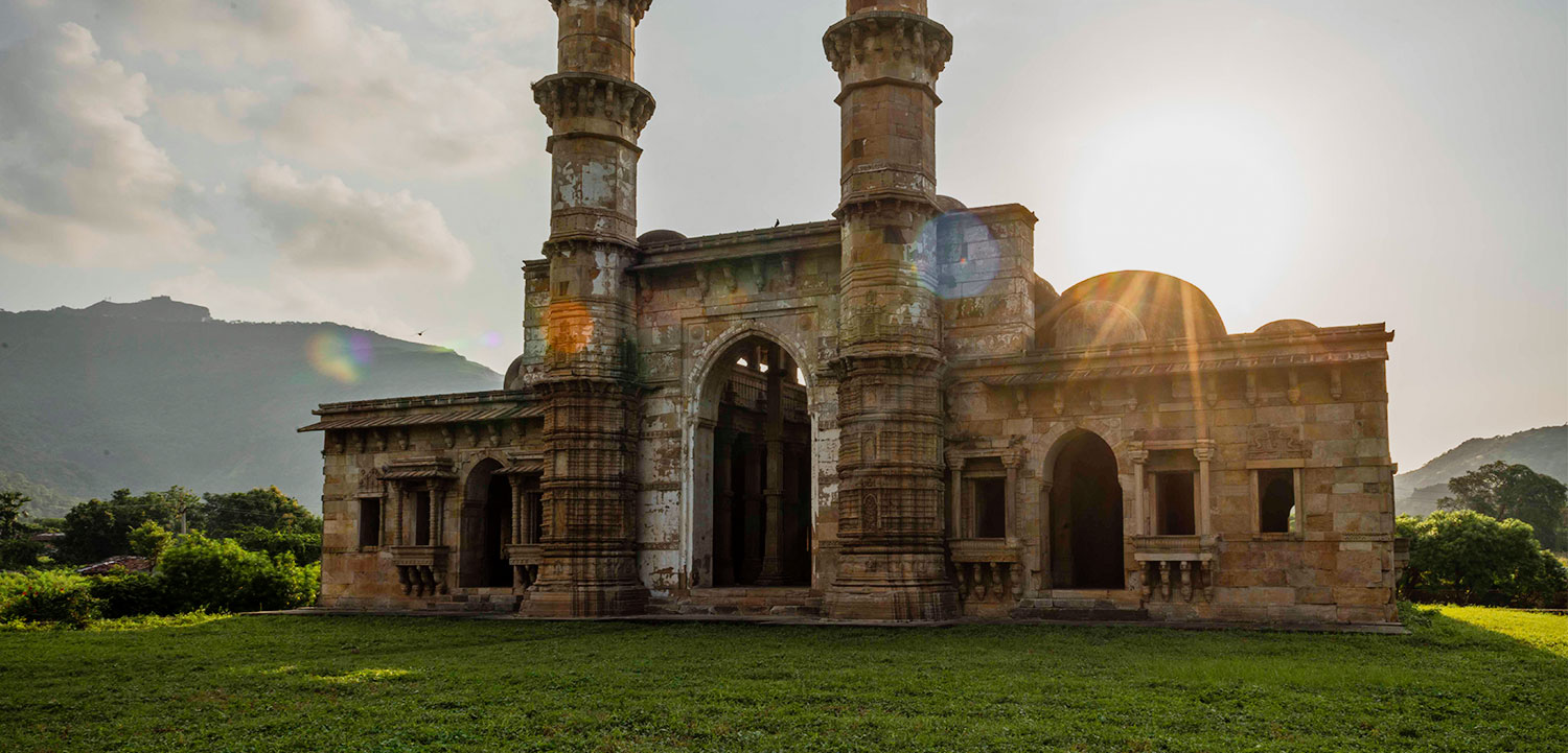 Champaner - An archaeological wonder